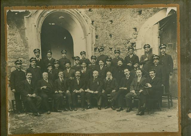Dipendenti 1912