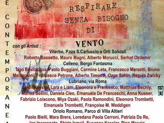 Biennale di Viterbo Arte Contemporanea 6° edizione è Etica e Solidale